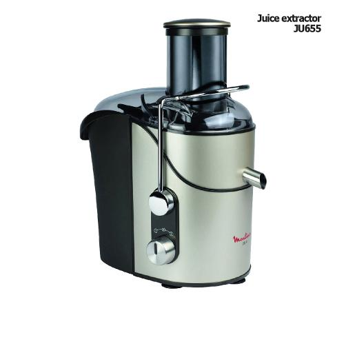 MOULINEX Juicer Extractors Power:1200w 2l Capacity 2 Speed ( For Soft And Hard Fruits )color: Stainless