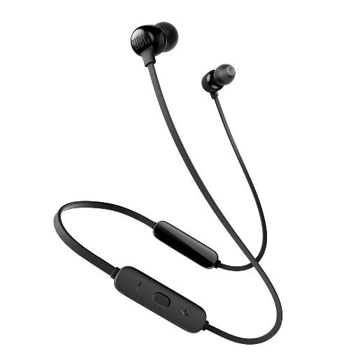 JBL TUNE 115BT Wireless In Ear Headphones Black