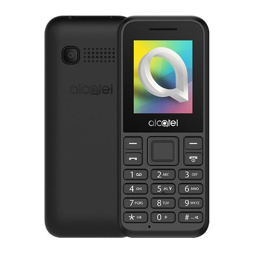 Alcatel Alcatel 1066 Mobiles black