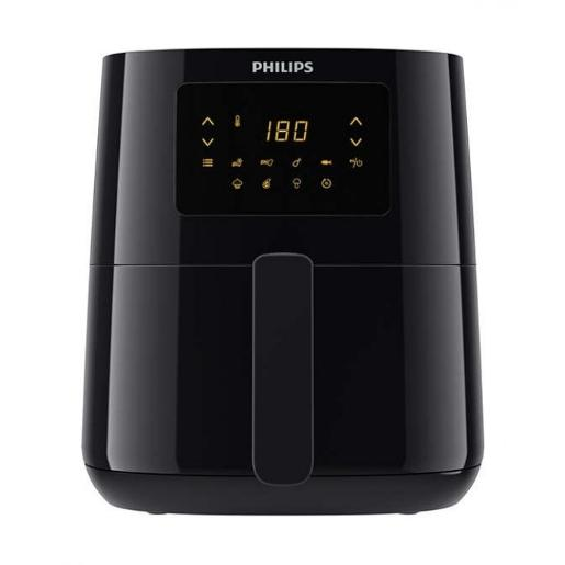 Philips air fryer Automatic shut-off . Cool wall exterior. Dishwasher safe. On
