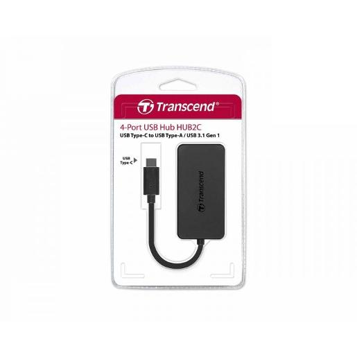 Transcend Information USB Type-C 4-Port Hub (TS-HUB2C)
