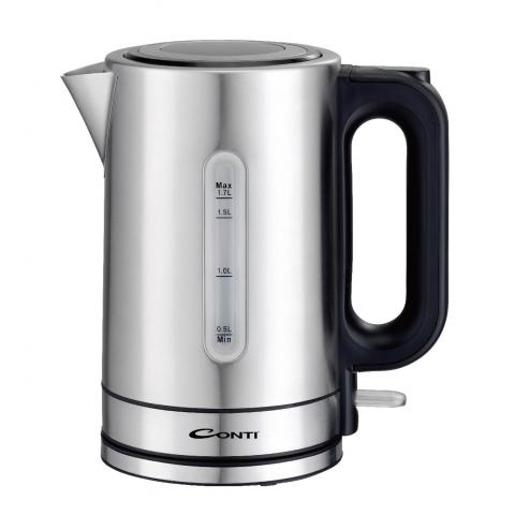 Conti Electric water kettle 1.7 liter with 2150 watt