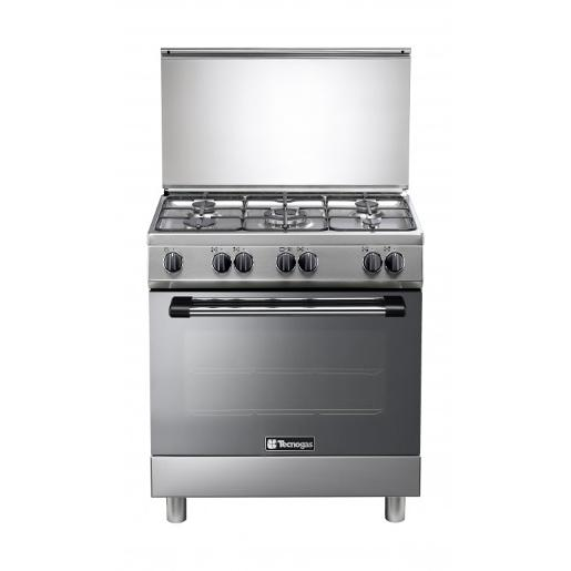 Tecnogas full safety 80*60 stainless steel cooker