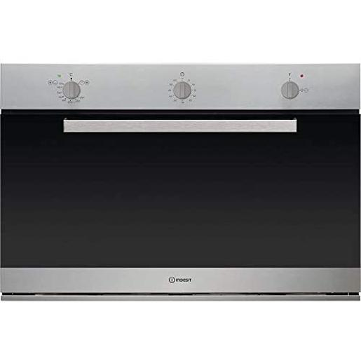 INDESIT gas oven with electric grill 90 cm