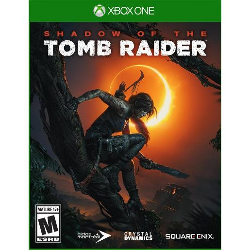 SQUARE ENIX  Shadow of the Tomb Raider /Xbox