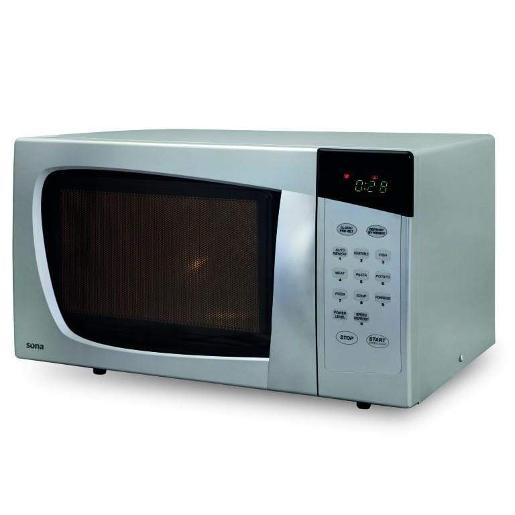 SONA Microwave Oven 25 L Silver