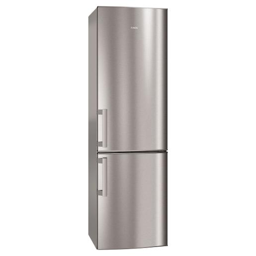 AEG French  Refrigerator Stainless Steel A++