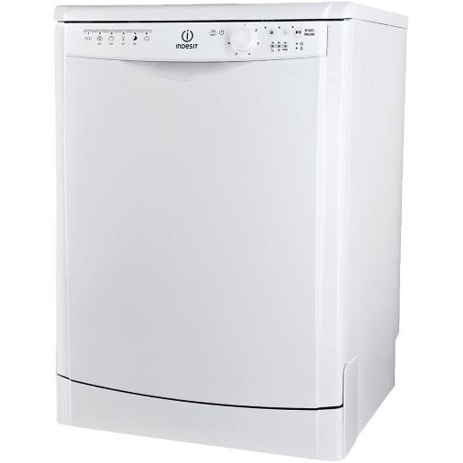 INDESIT Dish Washer 5 programs 13 Set  Silver A+