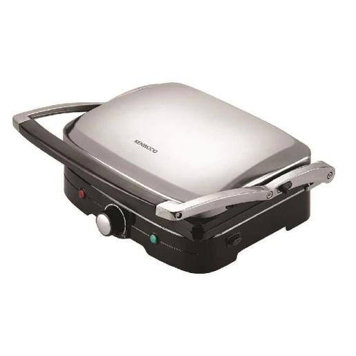 Kenwood contact Grill 1500W Black Silver