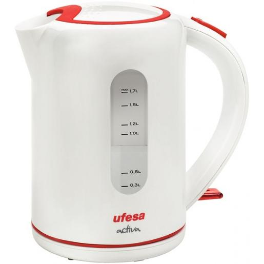 ufesa Kettle white 1.7 L