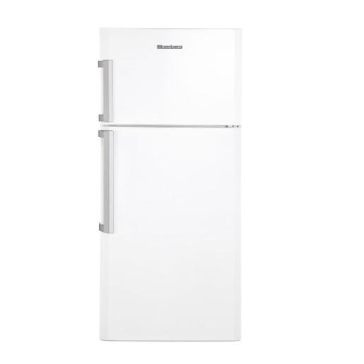 BLOMBERG two doors  Refrigerator White A+