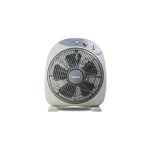 TEKMAZ 12 inch Fan Grey