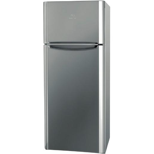 INDEST two doors  Refrigerator Silver A+