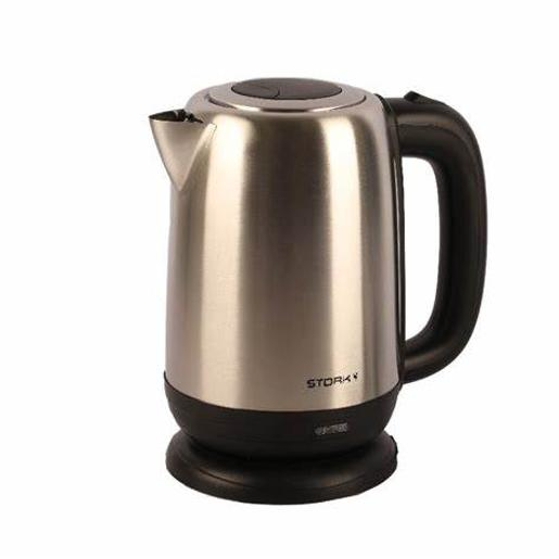 STORK Electric Kettle  Stainless  2000 w 1.7 L