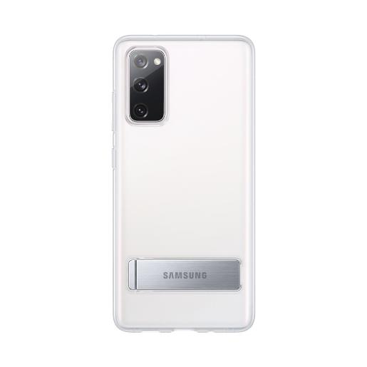 Samsung Galaxy S20 FE Clear Standing Cover Transparency