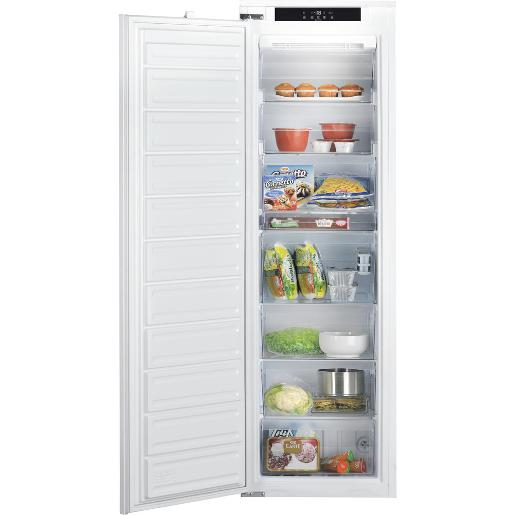 INDESIT Integrated freezer 320 liters A++