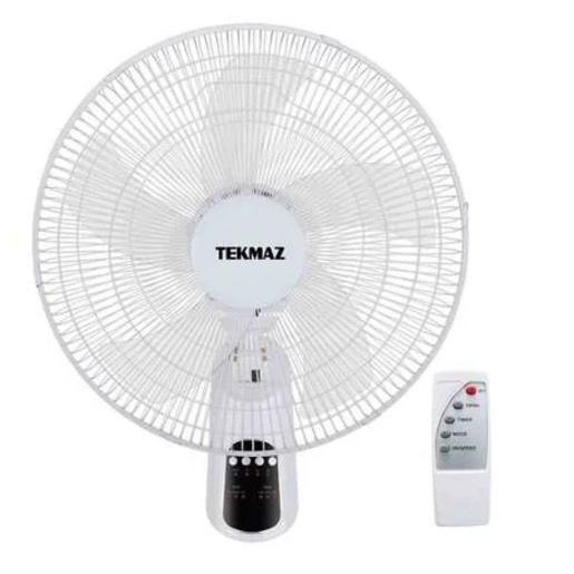 TEKMAZ 18 inch Fan white