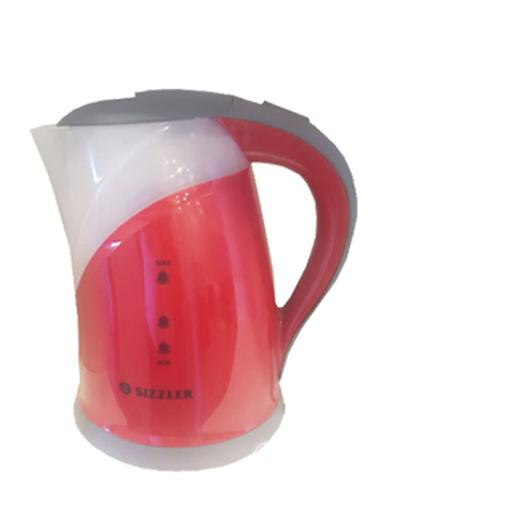 sizzler Kettle red  1.7 L