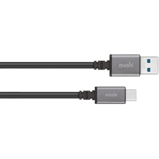 Moshi USB-C to USB Cable 3.3 ft (1m) Black