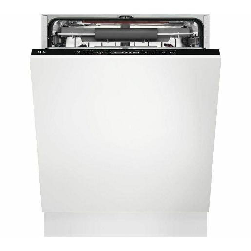 AEG Dish Washer 8 programs 13 Set  White A+++