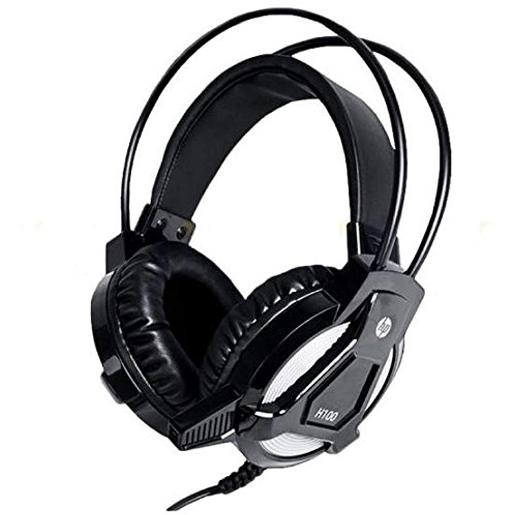 HP Gaming Headset Stereo Sound Two Jack 3.5mm