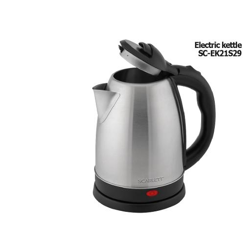 SCARLETT Electric kettle (stainless steel) Stainless Steel