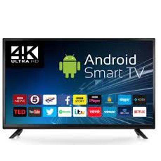 CEMOR LED TV 55Smart 4K Android 9 3 HDMI 2 USB