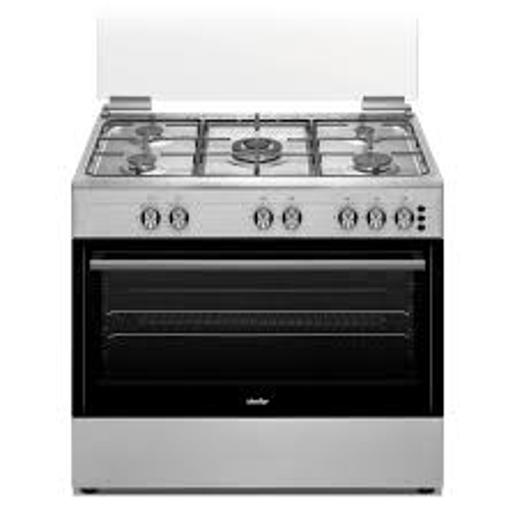 simfer full safety 90*60 stainless steel cooker