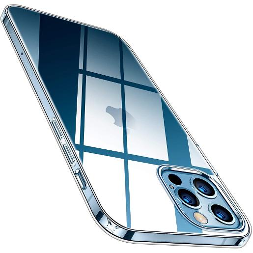 TORRAS Crystal Clear Case for iPhone 12 Pro Max Clear