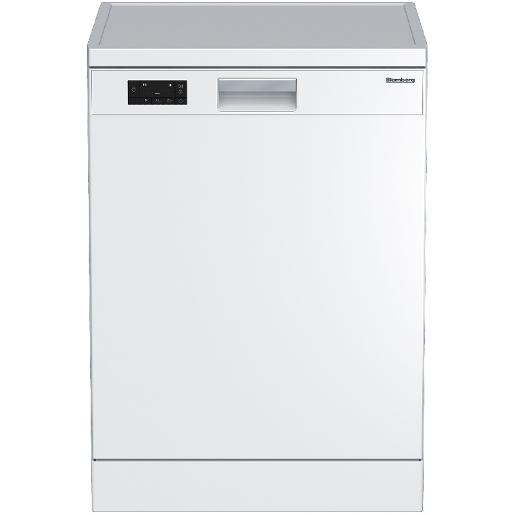 BLOMBERG Dish Washer  6 programs 14 Set  White A+