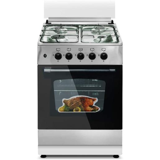 Union air full safety 55*55 stainless steel cooker