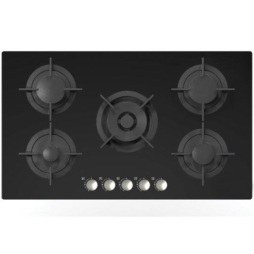 ELMA HOB 90X60 GLASS
