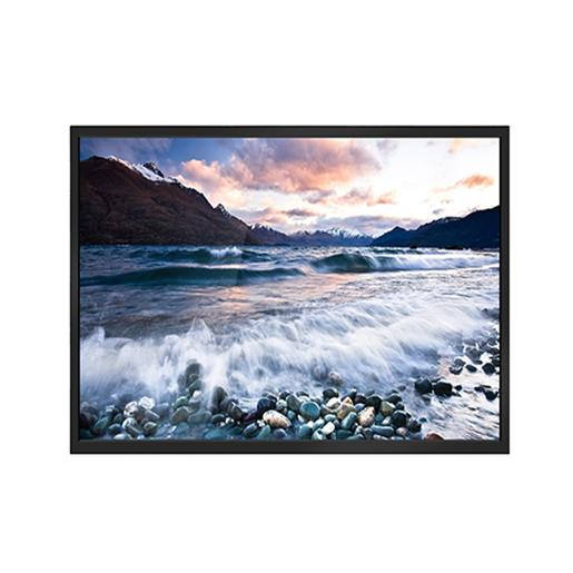 "National Deluxe LED TV 43"""" FHD with wall mount"