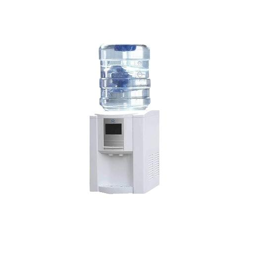 HOME ELECTRIC Desk Water Cooler - White Water Dispenser