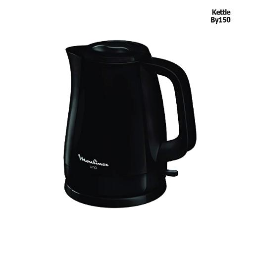 MOULINEX Kettles Subito Power 2400w  Capacity 1.5l Concealed Heating Element  Removable Anti-scale