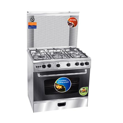 Union air full safety 80*60 stainless steel cooker