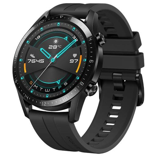 Watch GT 2 black/Huawei Watch GT 2