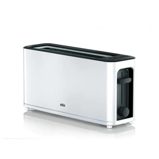 BRAUN Toster  Pur Ease 1000 W White 2 slice of toast