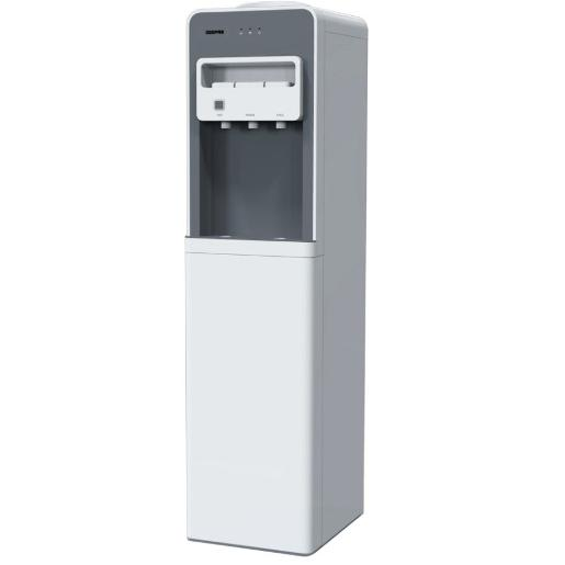 Geepas GWD8363 Hot and Cold Water Dispenser with Refrigerator Water Dispenser