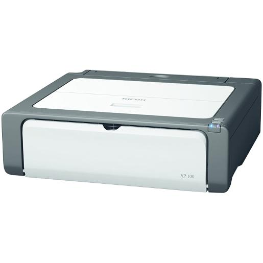 Ricoh SP 100 laser printer black & white