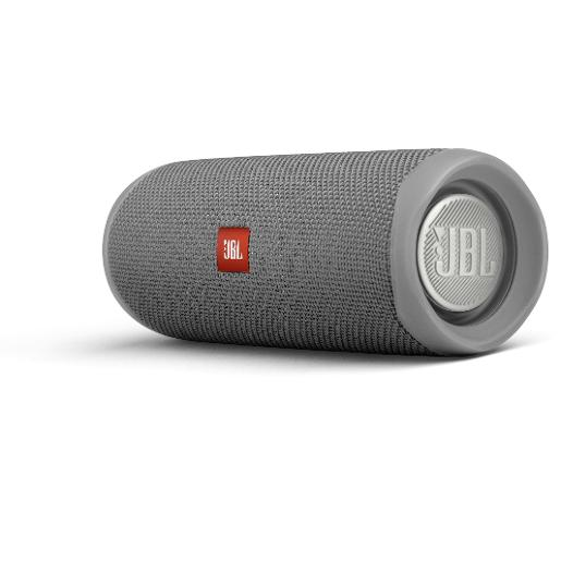 JBL Flip 5 Portable Bluetooth Speaker, Grey - JBLFLIP5GRY