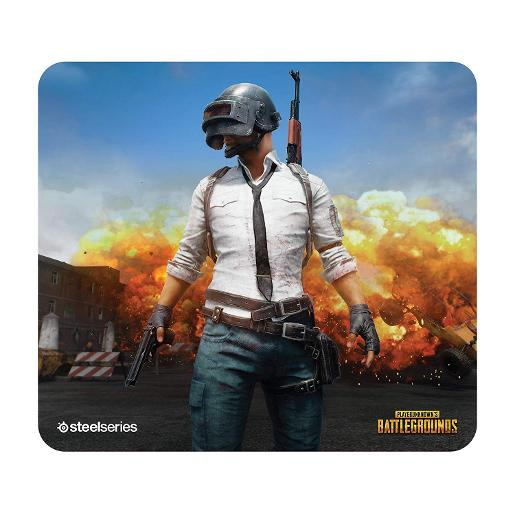 Steelseries  QcK+ PUBG Edition Surface