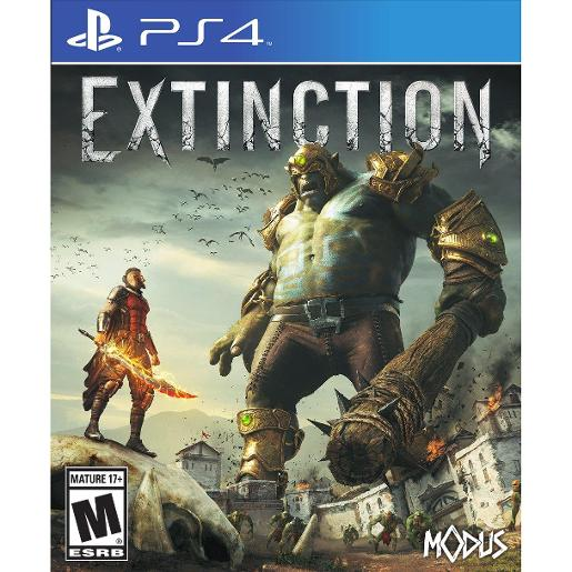 MODUS Extinction /PS4