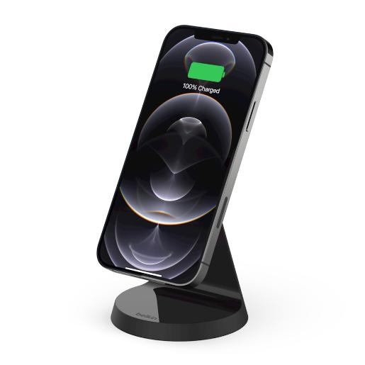 Belkin BOOST CHARGE Magnetic Wireless Charger Stand 7.5W