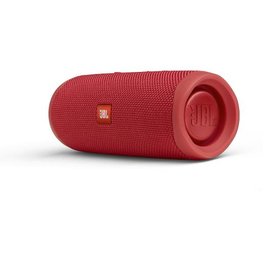JBL Flip 5 Portable Bluetooth Speaker, Red - JBLFLIP5RED