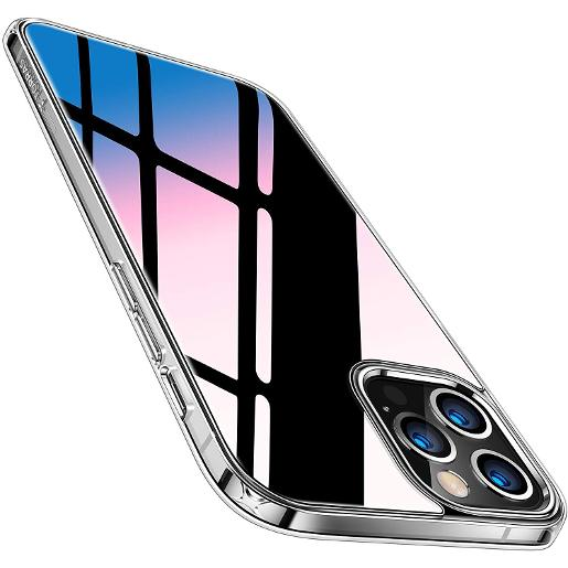 TORRAS Diamond Case for iPhone 12/12 Pro clear