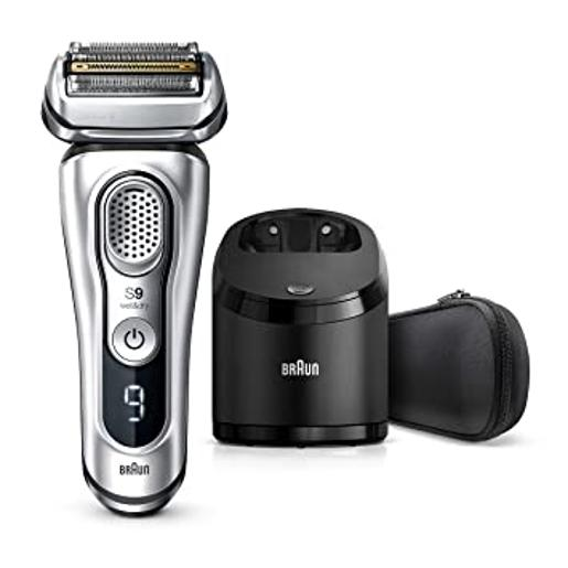 BRAUN Male Hair Removal Braun Shaver Mbs9 Blk