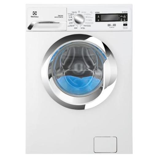 ELECTROLUX  Washing machine   8 kg  WHITE A+++ Soft drum LCD Display