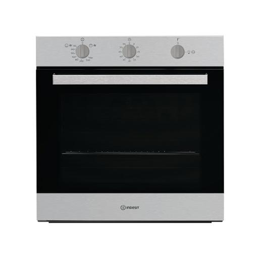 INDESIT gas oven with gas grill 60 cm