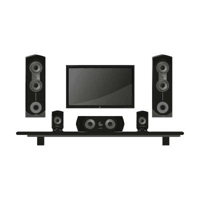 Sound Bar & Home Theater